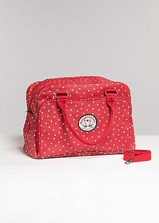charming cavalier case, blutsister ahoi, Handtaschen, Rot