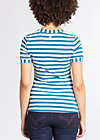 cheers my dears tee, swedish stripes, Shirts, Blau