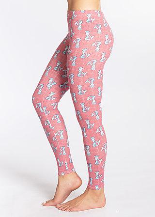 de beene von marlene legs, missy meermaid, Leggings, Rot