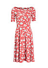 deetas dolce vita dress, spring all in, Jersey Dresses, Rot