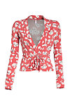 devils sweetheart cardigan, spring all in, Cardigans, Rot