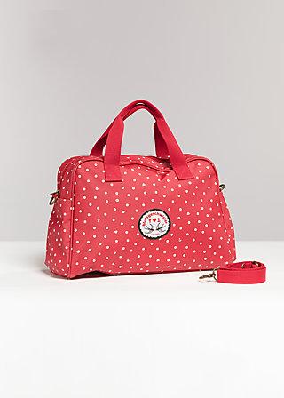 dolce vita handbag, blutsister ahoi, Handtaschen, Rot