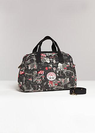 dolce vita handbag, cafe capri, Handtaschen, Schwarz