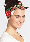hands up hairwrap, la belle vie, Haarbänder, Schwarz