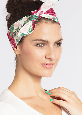 hands up hairwrap, oh beauty, Accessoires, Rosa