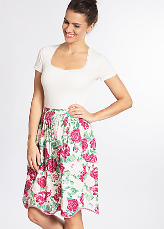 ice in the sunshine skirt , oh beauty, Woven Skirts, Rosa