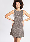 l'amour toujours dress, how leo like, Woven Dresses, Braun