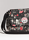 lean on my shoulderbag, cafe capri, Accessoires, Schwarz