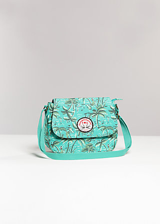 lean on my shoulderbag, makei hawaii, Handbags, Grün