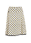 let´s twist again skirt, lloret des lemons, Jersey Skirts, Schwarz