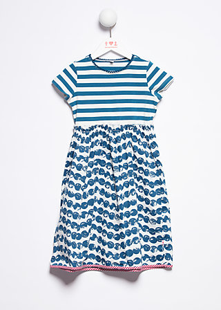 little diva dress, sail away, Kleider, Blau