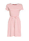 logo stripe dress, summer breeze stripes, Kleider, Weiß