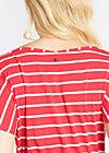 logo stripe dress, summer red stripes, Kleider, Rot