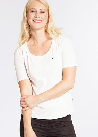 logo t-shirt, white sparkling spume, Shirts, Weiß