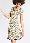 marylins cottage dress, lloret des lemons, Jersey Dresses, Schwarz