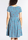 marylins cottage dress, mary rose, Kleider, Blau