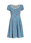 marylins cottage dress, mary rose, Jerseykleider, Blau