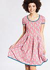 marylins cottage dress, missy meermaid, Jersey Dresses, Rot