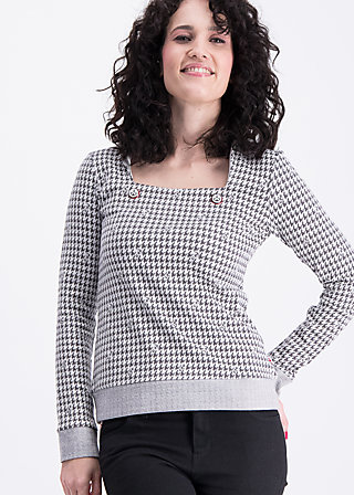moon riverness sweat, diva dietrich, Sweater, Schwarz