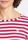 pure allure dress, san diego stripes, Jerseykleider, Rot