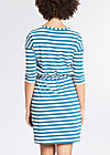 pure allure dress, swedish stripes, Jerseykleider, Blau