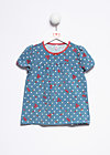 quirly girly shirty, mary rose, Shirts, Blau