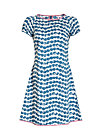 secret randevouz dress, sail away, Webkleider, Blau