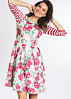 singing in the spring dress, oh beauty, Webkleider, Rosa