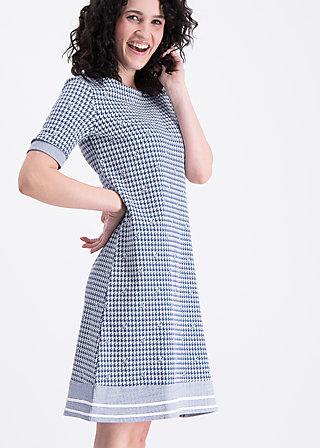 sparkling sailorette dress, diva anita, Kleider, Blau
