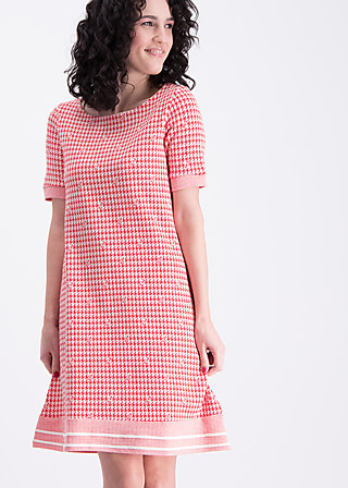 sparkling sailorette dress, diva bardot, Jersey Dresses, Rot