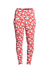 sunset lovers pantalons, spring all in, Hosen, Rot