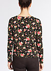 the day after sweater, french fleur, Sweater, Schwarz