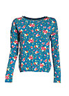 the day after sweater, malva maritima, Sweatshirts, Blau