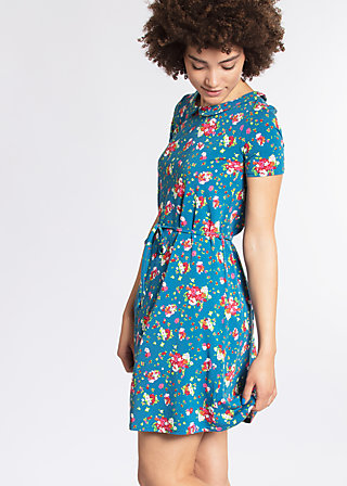 valley girl bubidress, malva maritima, Jerseykleider, Blau