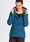 wild weather petite anorak, anchor ahoi, Softshell, Blau