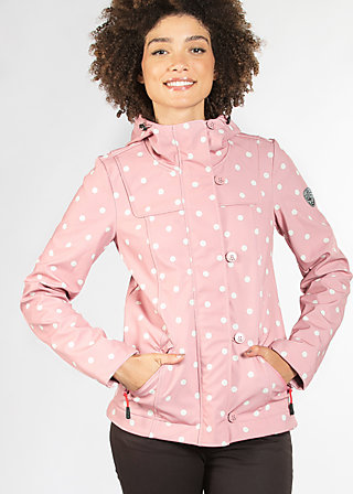 wild weather petite anorak, marilyns dots, Jacken, Rosa