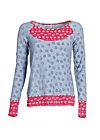 spartakiade sweat, frottee beachlove, Pullover & Hoodies, Blau