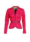 straße der besten blazy, lovely ladybug, Jackets, Rot