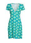 test the east dress, flower shopper, Kleider, Türkis