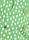 dreierhopp culotte, fresh lot dots, Stoffhosen, Grün