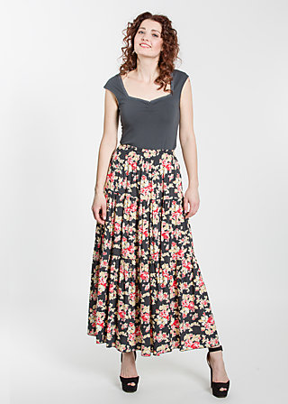 kiss me honey skirt, winning bouquet, Webröcke, Schwarz
