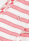klappfix cardigan, consumer stripes, Cardigans, Weiß