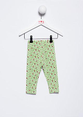lovely little lady leggins, cutesy wootsy, Leggings, Grün