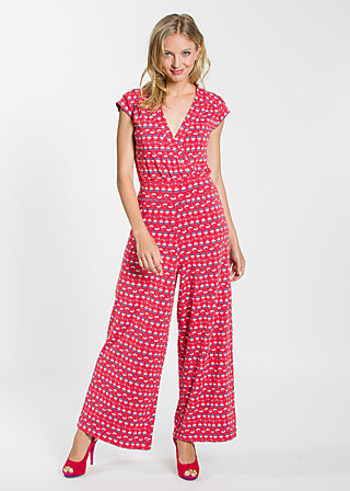 lure of the tropics suit, my bonnie, Hosen, Rot