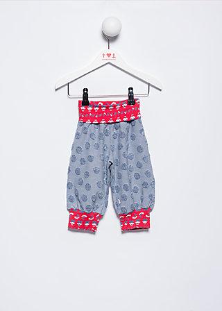 pumperlgsund baby boy, frottee beachlove, Trousers, Blau