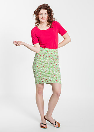 slender tendrill skirt, cutesy wootsy, Skirts, Grün