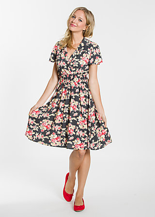 strict marliesl robe, winning bouquet, Kleider, Schwarz