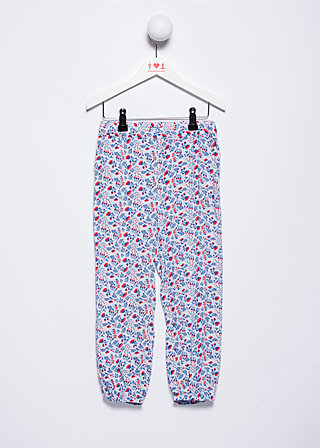 summerparty pants, little lilo love, Hosen, Blau