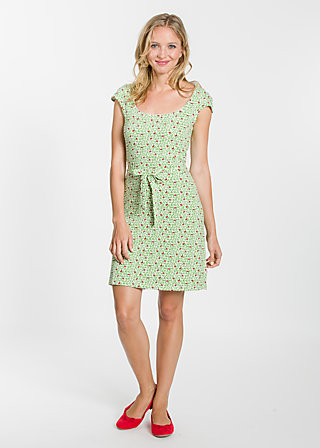 tagesend tanzelement dress, cutesy wootsy, Jersey Dresses, Grün