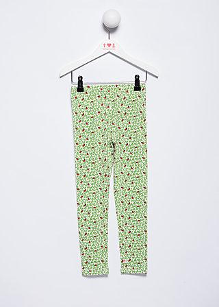tanzbeinchens legs, cutesy wootsy, Leggings, Grün